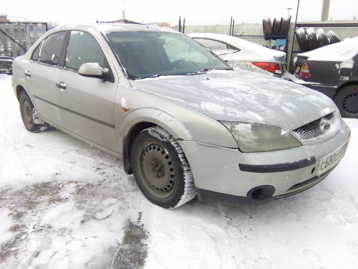 Форд Мондео 2001 год