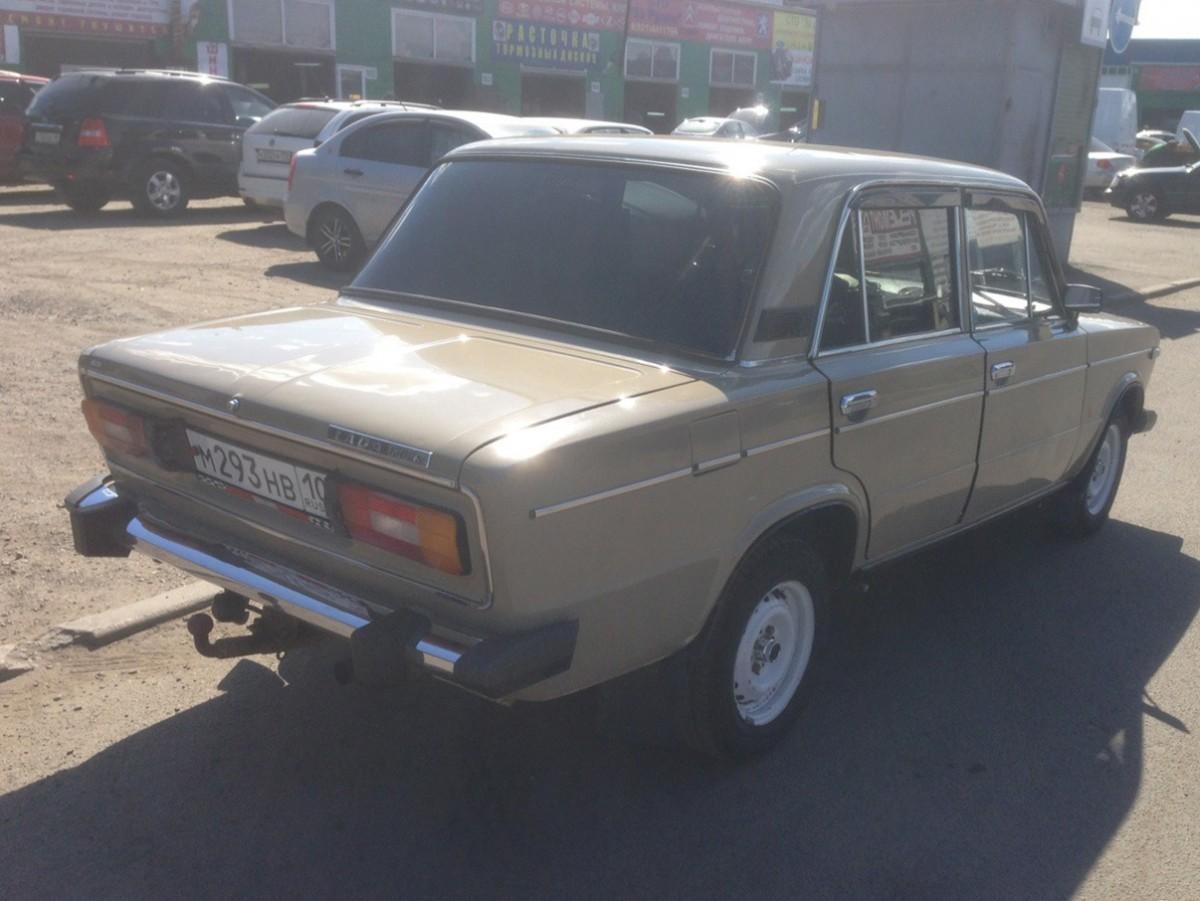 ВАЗ 2106 1988 год