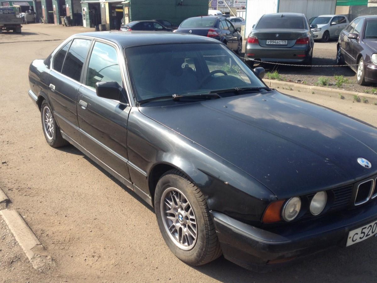 BMW 5 серия 1992 год