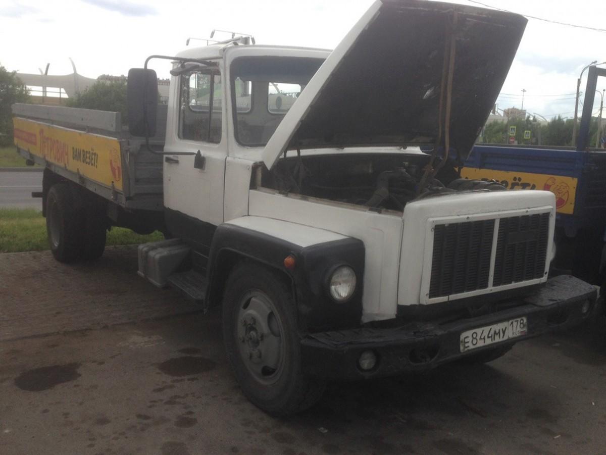 Выкуп грузовых авто - ГАЗ