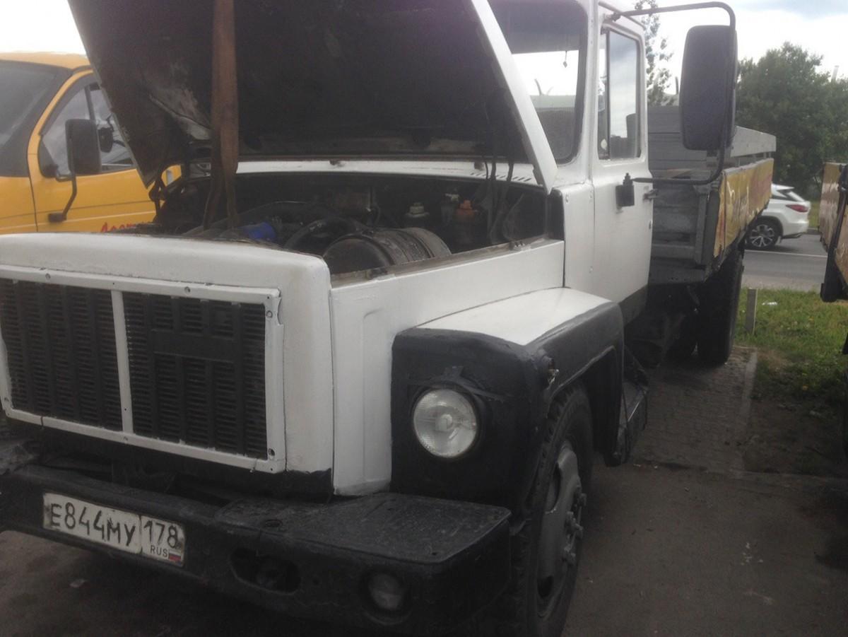 Выкуп грузовых авто в СПб