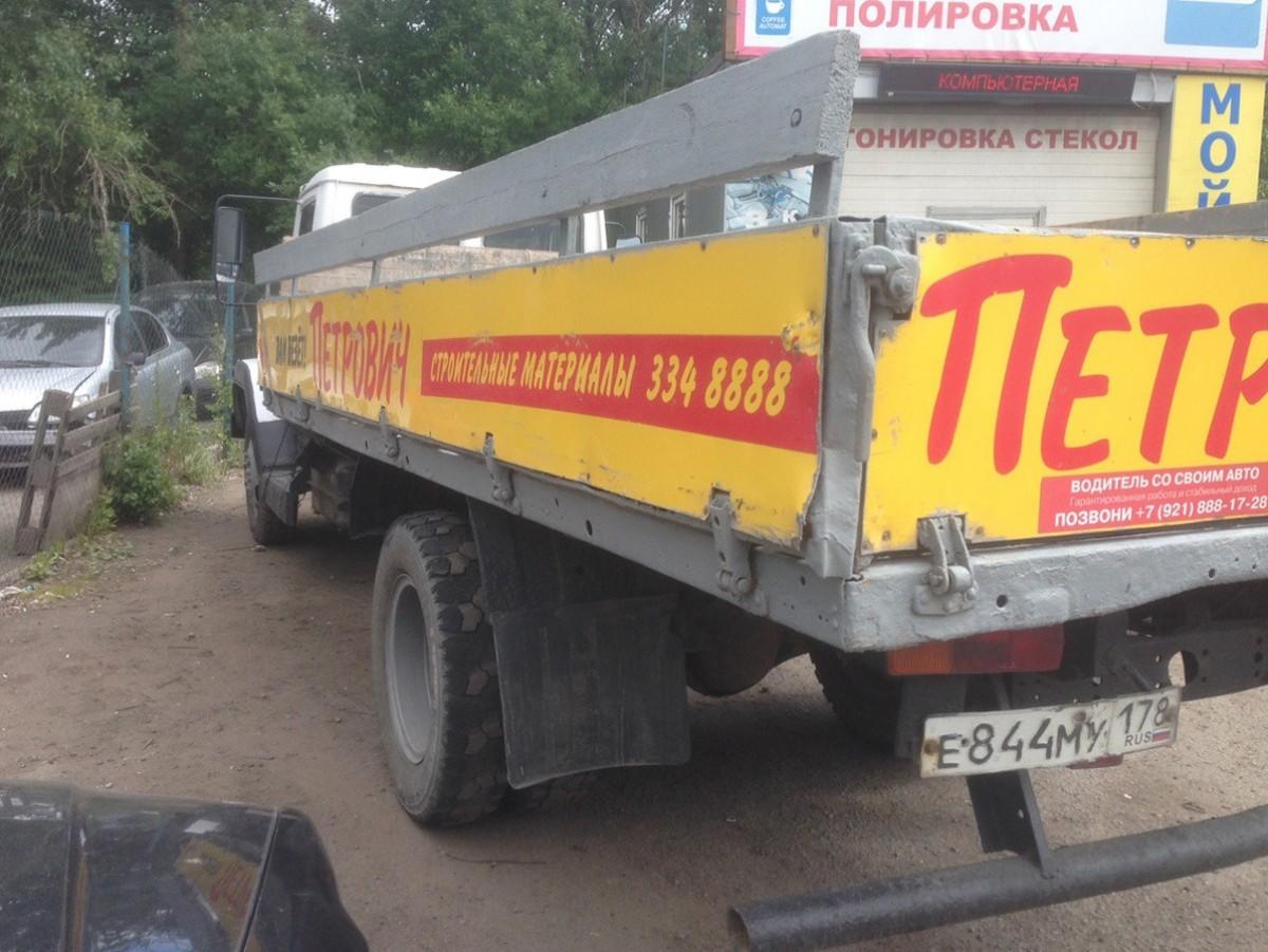Выкупленное грузовое авто ГАЗ