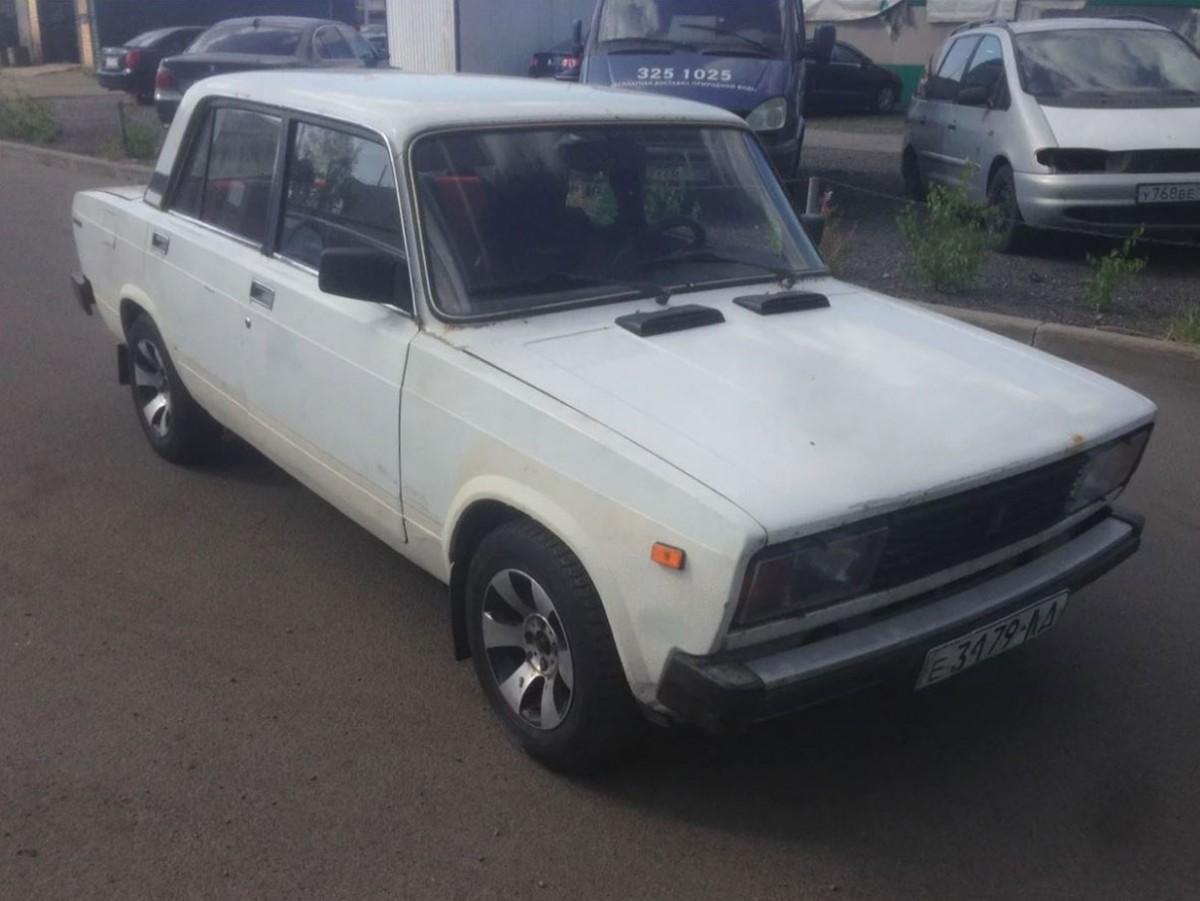 Выкуп старых автомобилей - ВАЗ 2105