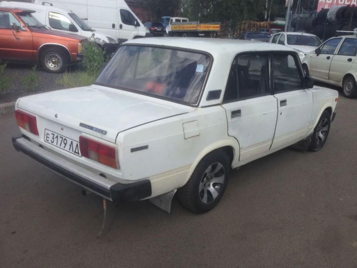 ВАЗ 2105, 1982