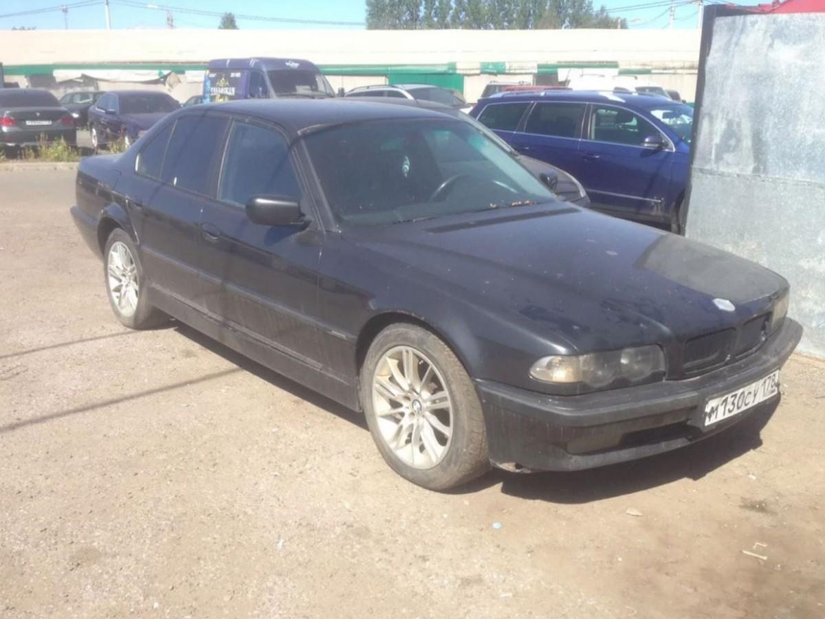 BMW 7 серия, 1998