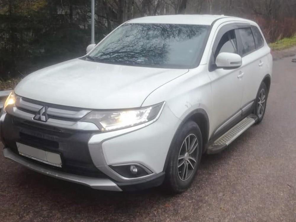 Выкуп кредитного авто Mitsubishi Outlander