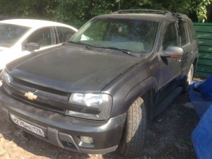 Chevrolet TrailBlazer, 2003